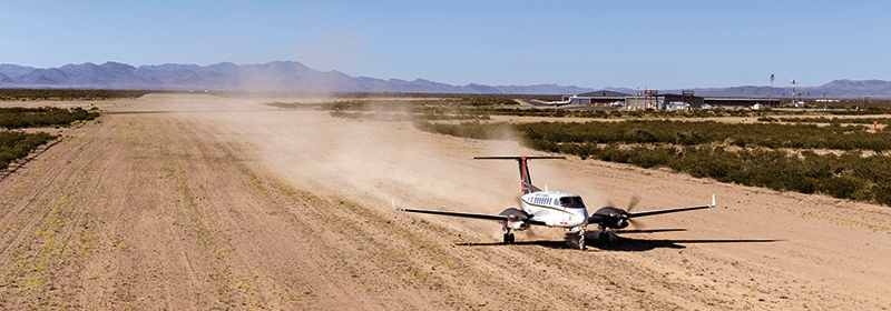 Proving the ER in the King Air 350ER