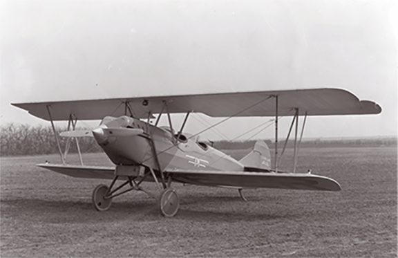 Walter H. Beech and the Ford Reliability Tours – Air Tours