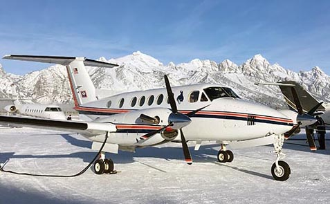 Dream Job – Veteran pilot spends career in the King Air