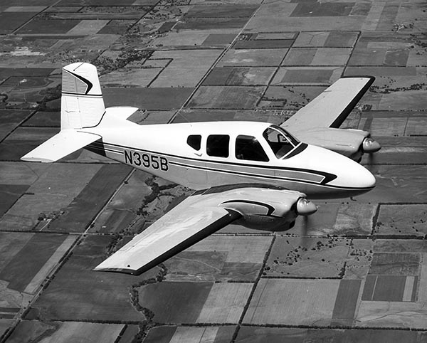 N395B LU baron the businessman's beechcraft, part one king air