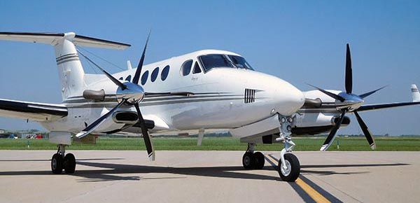 The Fastest King Air: Blackhawk's XP67A 350 - King Air