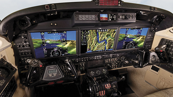 Pro Line Fusion upgrade for King Air B200 and B300 series now certified in Europe