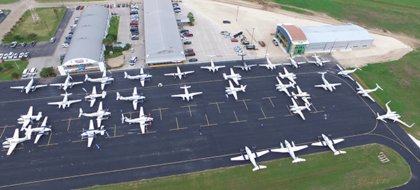 King Air Gathering III: Biggest One to Date