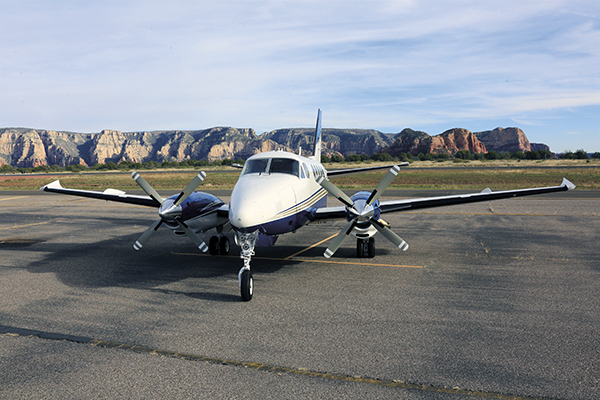 Flying for Good–Long-time pilot returns to aviation, takes up causes