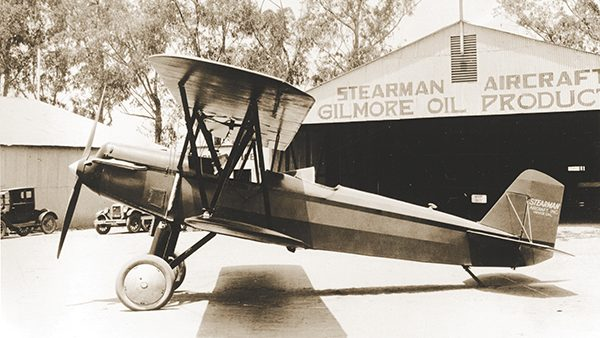 Stearman – The Early Days Part One