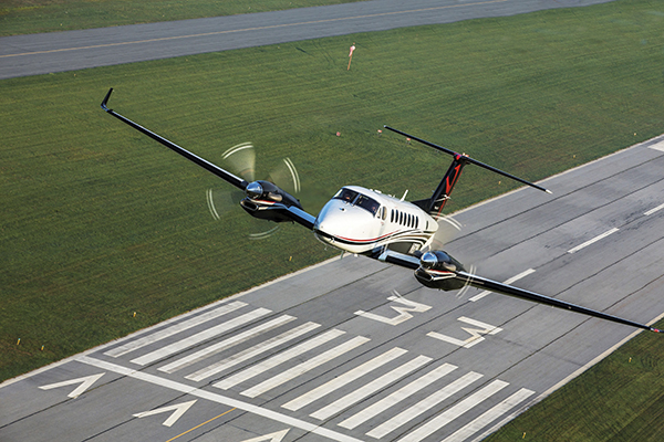 King Air Market Still Solid – Year-End Numbers Stay Consistent