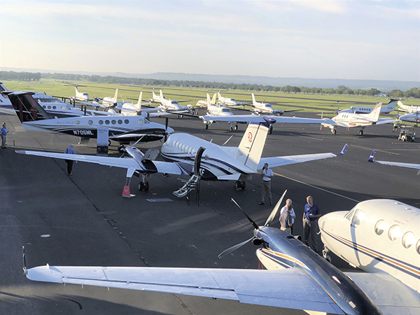 Safety Theme Set for King Air Gathering IV – Registration Options Offered