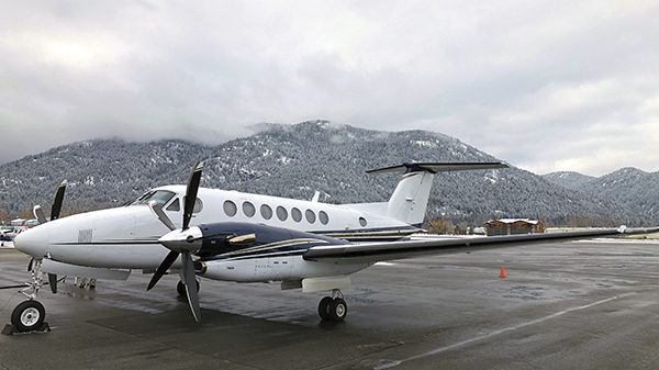 As Advertised – Family behind Arizona's largest hay broker calls King Air 350 with latest upgrades 'phenomenal'