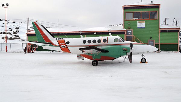 Pilot Notes: Flying in the Canadian Arctic – by Robert S. Grant
