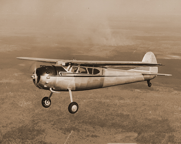 Cessna: The Postwar Years – Part One