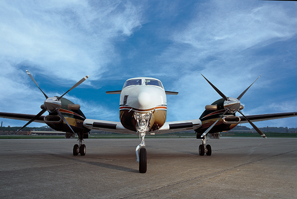Troubleshooting Tips  for King Air AC