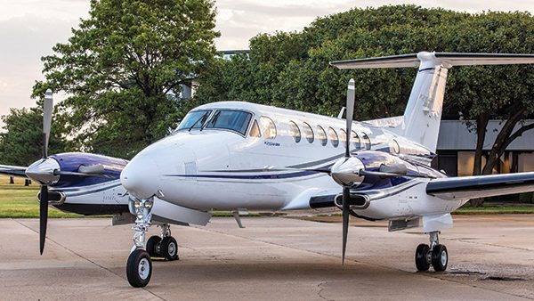 New King  Air 360 gets technology &  comfort upgrades
