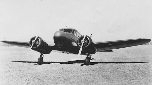 Cessna's First Twin