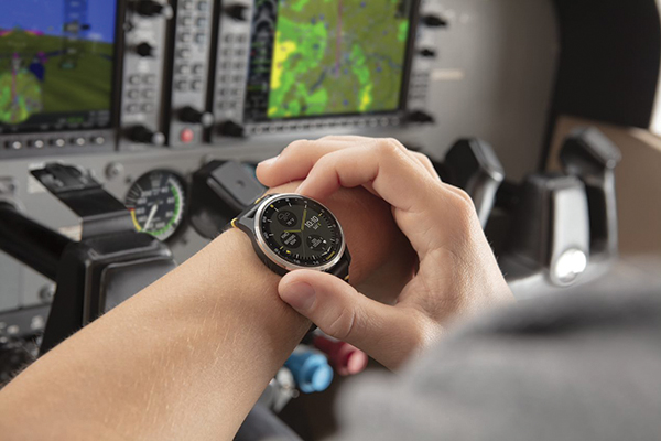 Garmin Announces New Addition  to D2 Aviator Watch Series