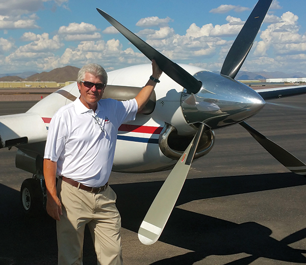 King Air Community Loses Fellow Owner, Visionary,  Avid Flyer … Friend